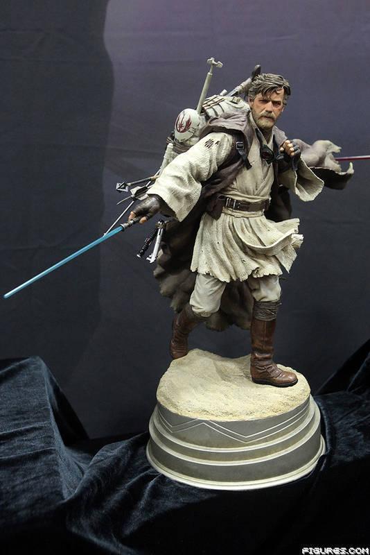 "Sideshow - Mythos - Ben Kenobi ""Desert Nomad""  - Page 3 Obiwan10"
