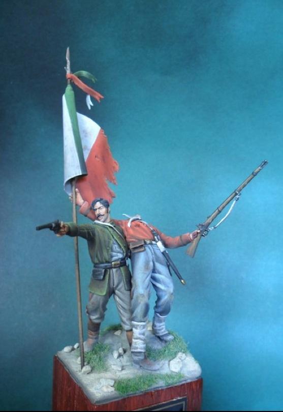 Mentana 1867 par Alessandro Carlino Captur14
