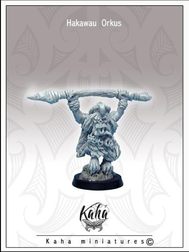 Kaha Miniatures Captur18