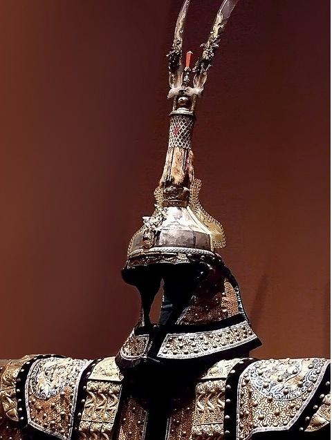 Garde Dynastie Qing  Captur27