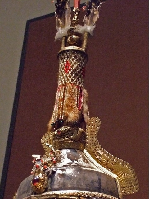 Garde Dynastie Qing  Captur29