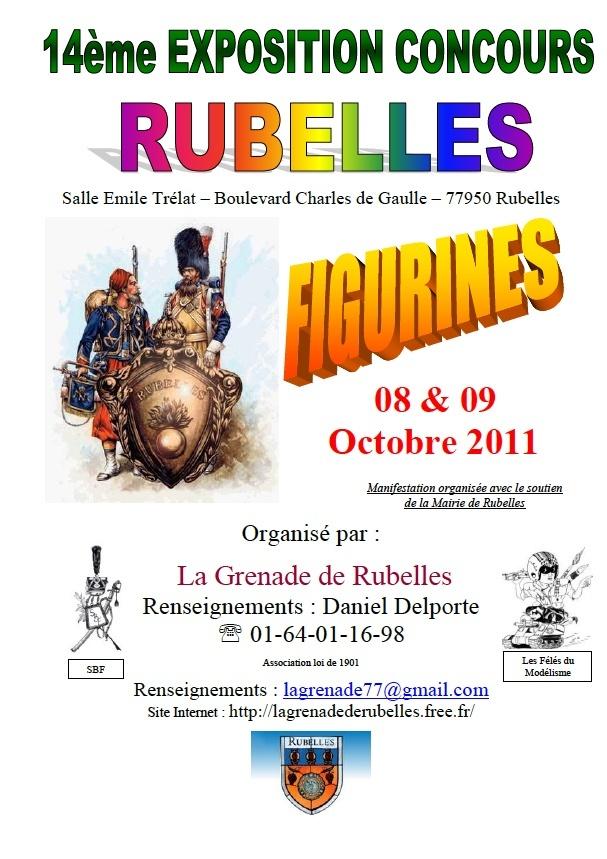 14ème Salon de la Figurine - Rubelles 8 et 9 Octobre 2011 Captur32