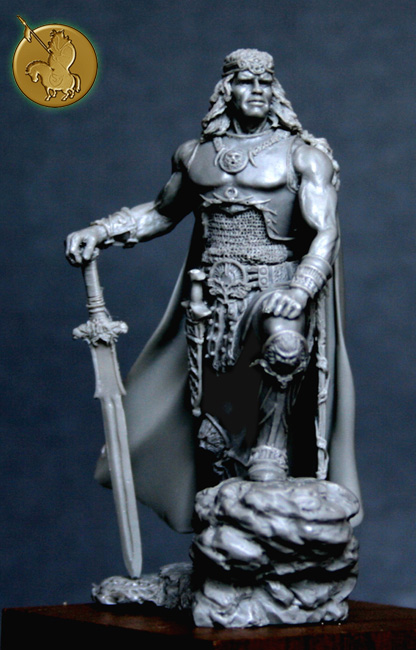 Tartar Miniatures King1-11