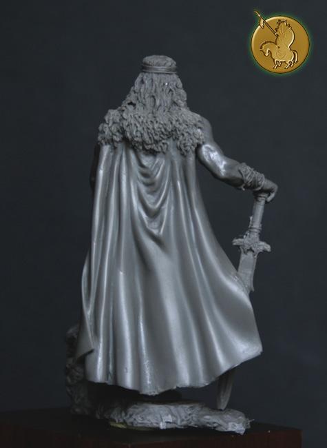 Tartar Miniatures King5-10
