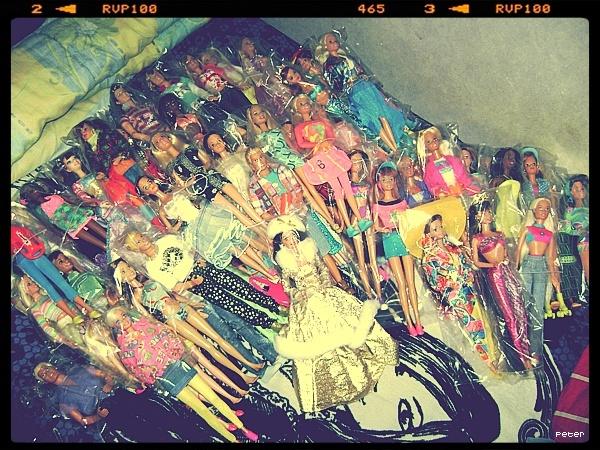 Mes Barbies. Dsc04310