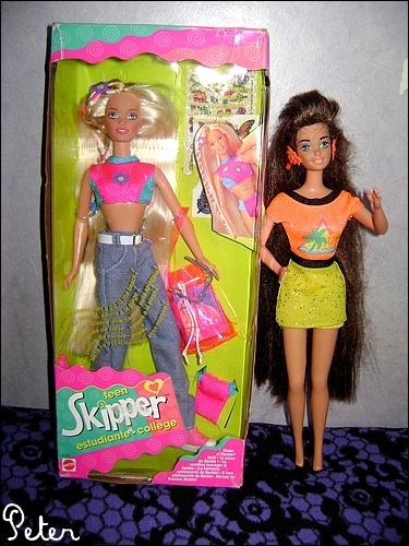 Mes Barbies. Dsc04512