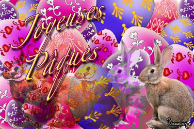 Images Pâques  - Page 2 Paques11