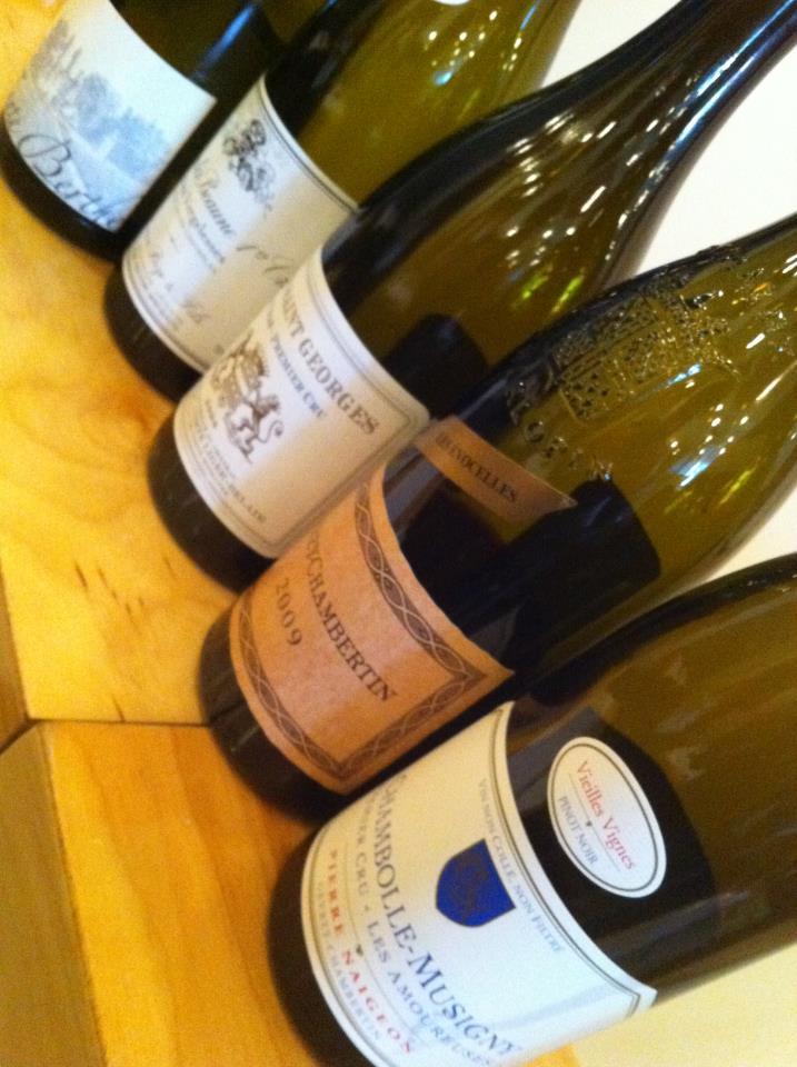 Dîner O'Thym vendredi le 14 octobre : Bourgogne Amoure10