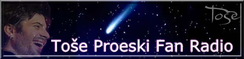 Toše Proeski Radio & TV