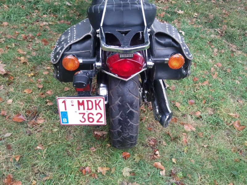 800 VN - nouveau look Photo012