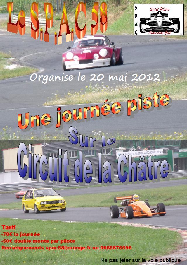 circuit de la chatre le 20 mai 2012 Affich11
