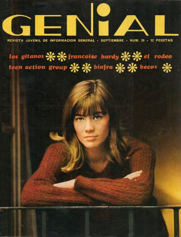 Magazine espagnol Genial10
