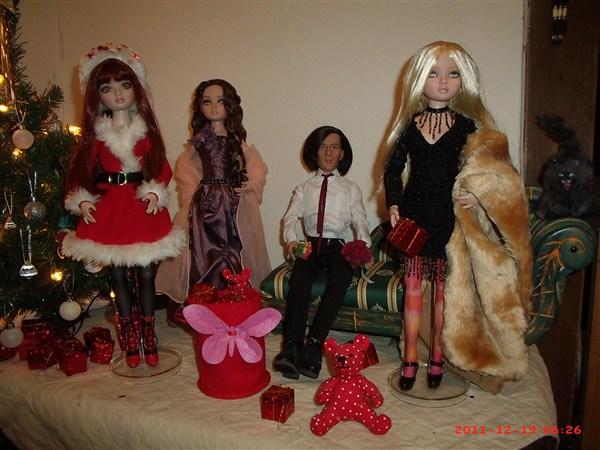 """13 - THEME PHOTO DU MOIS: Décembre 2011  """"NOEL ... ses préparatifs, la fête , le Père NOEL , les cadeaux"""" - Page 2 Gedc0512"""