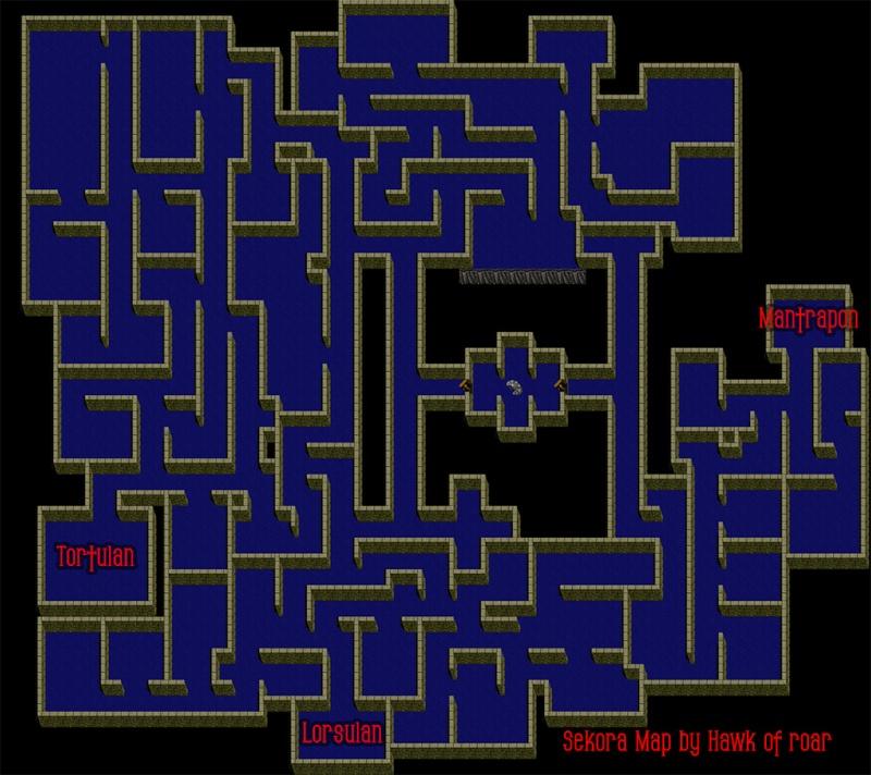 Sekora Map Sekora10