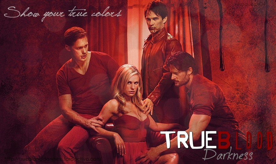 True Blood Darkness