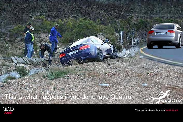Humour  Audi_r10