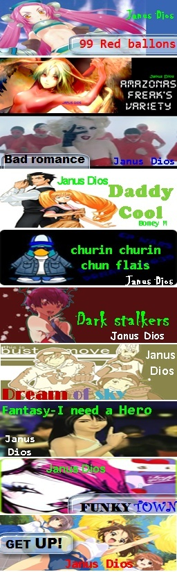 canciones stepmania 3.9 anime