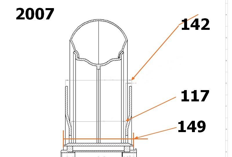 Compatibilité jantes 1000 CBR 200711