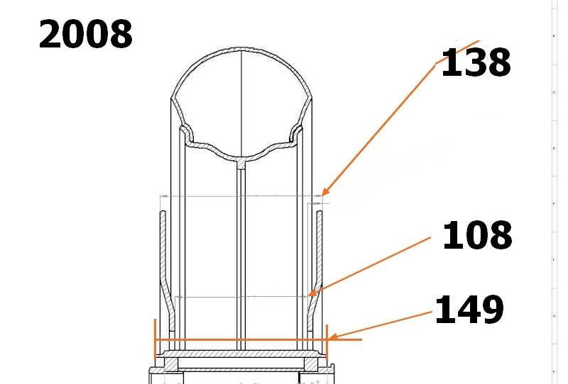 Compatibilité jantes 1000 CBR 200811
