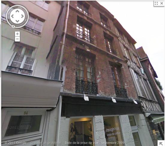 Rouen - Rue de la Vicomté Casino10