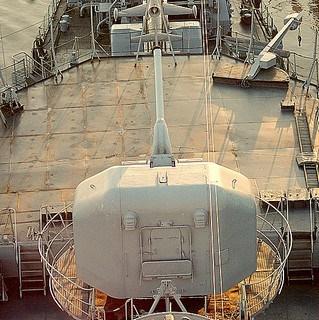 """Escorteur d'escadre """"La Galissonnière""""  plan MRB 1/100è (le chantier a réouvert ses portes) - Page 3 20110410"""