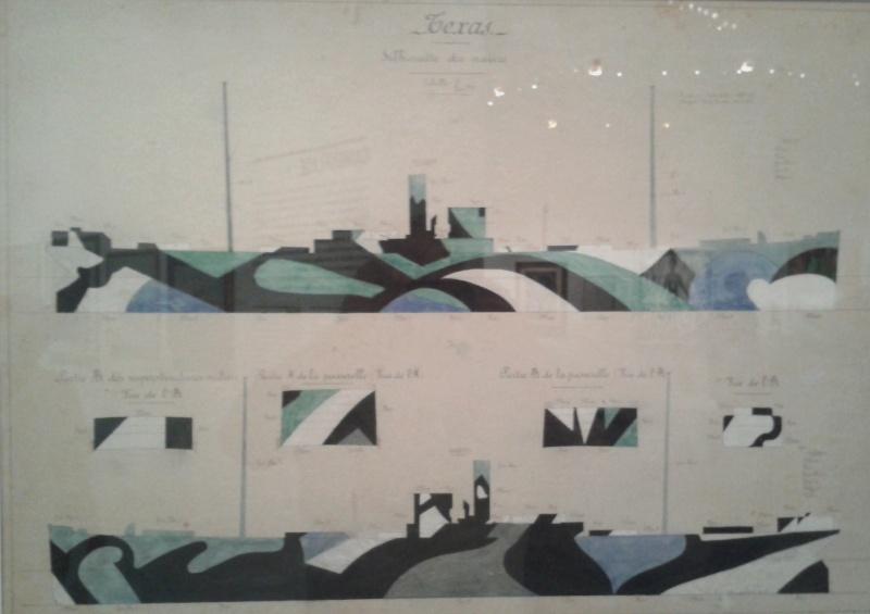 camouflages de navires de la grande Guerre 1914/1918 2012-018