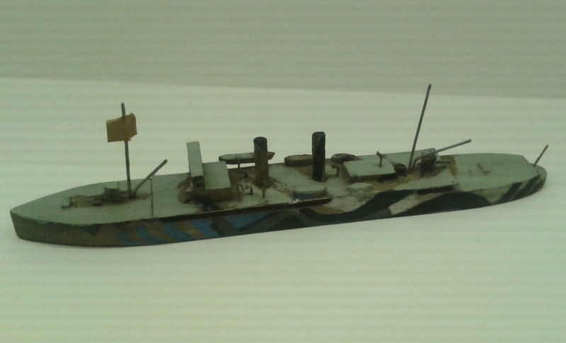 camouflages de navires de la grande Guerre 1914/1918 2012-025