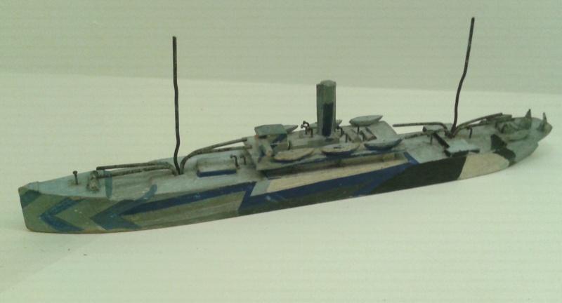camouflages de navires de la grande Guerre 1914/1918 2012-027