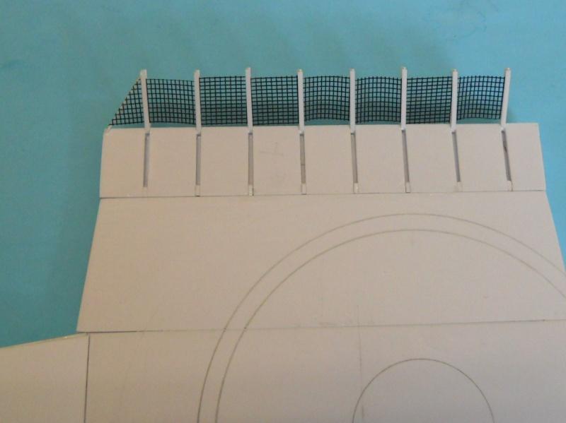 """Escorteur d'escadre """"La Galissonnière""""  plan MRB 1/100è (le chantier a réouvert ses portes) - Page 10 Dscn0417"""