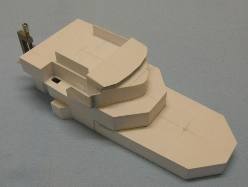 """Escorteur d'escadre """"La Galissonnière""""  plan MRB 1/100è (le chantier a réouvert ses portes) - Page 18 Dscn0749"""