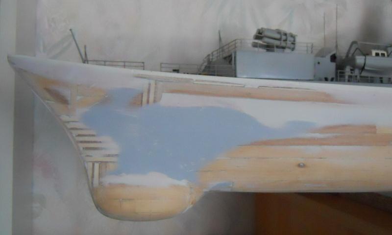 """Escorteur d'escadre """"La Galissonnière""""  plan MRB 1/100è (le chantier a réouvert ses portes) - Page 18 La_coq20"""
