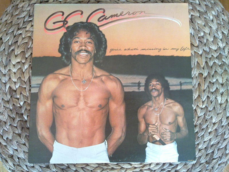 GC Cameron - you're what's missing in my life - motown 1977 20090210