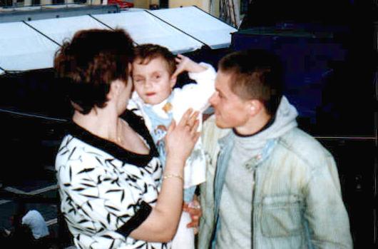 Paddy y los niñ@s Andree10