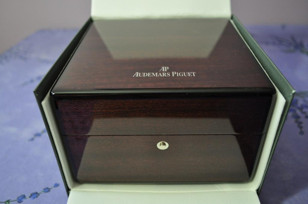 Audemars Piguet Royal OAK 15300 cadran bleu Dsc_0155