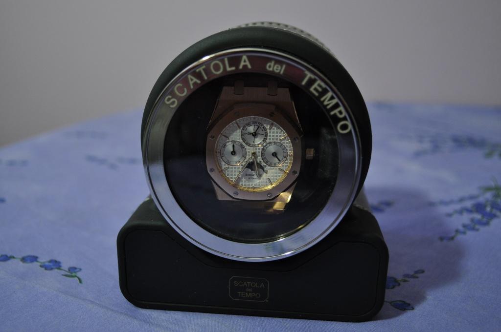 watchwinder - WatchWinder Scatola del Tempo Dsc_0404