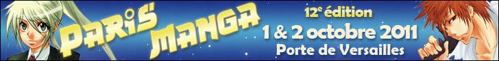 PARIS MANGA 12 - 1er et 2 OCTOBRE 2011 Bannie10
