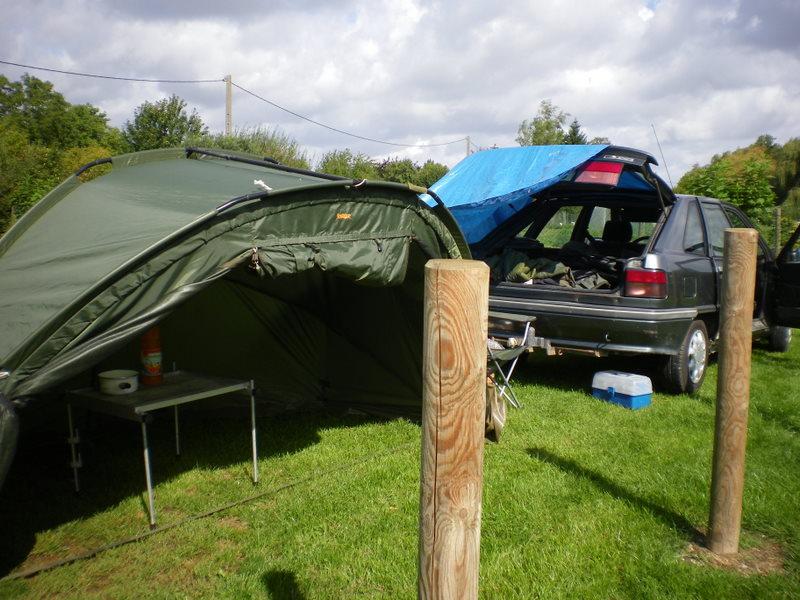 2 jours ,1 nuit en canal  Camp_g13