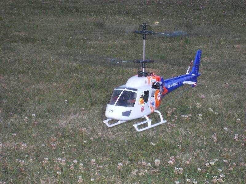Poste de pilotage pour big lama Sl383911