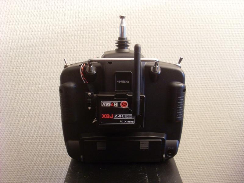 Vends radio 8 voies MX16s + 2.4GHz Assan VENDUE ! Sl387617