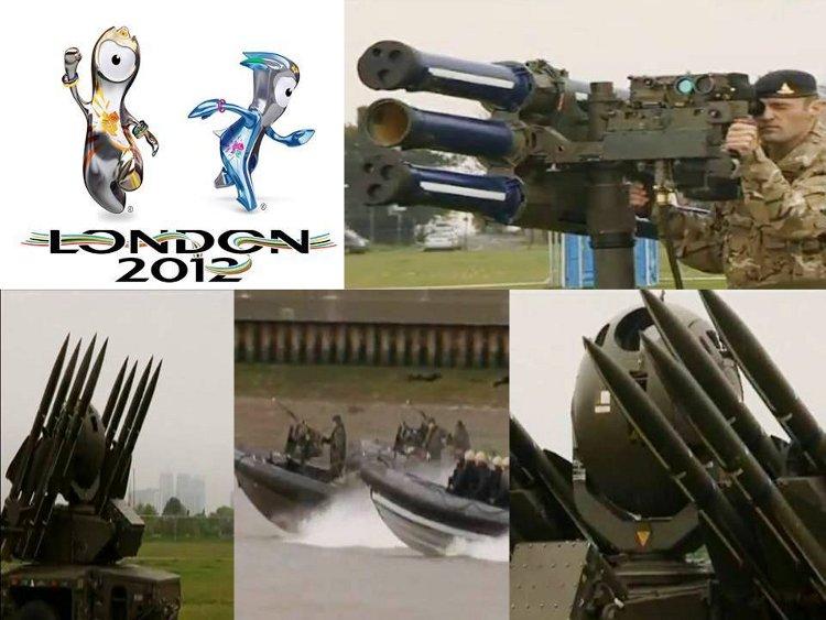 Les jeux olympiques 2012 London10