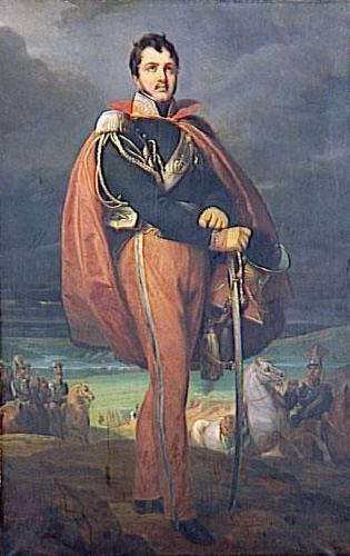 Que sont devenus les maréchaux de l'Empire en 1821? -ponia10