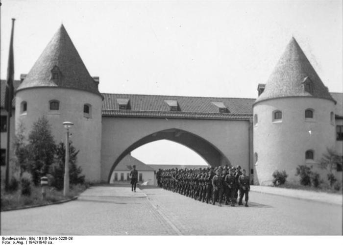 SS Junkerschule Les ecoles des officiers de la SS 00068410