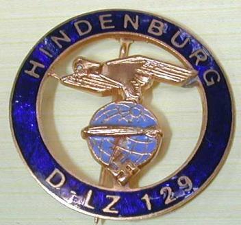 Le Hindenburg LZ 129  1911