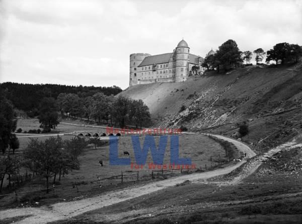 La Wewelsburg  Centre Spirituelle de la SS 193511