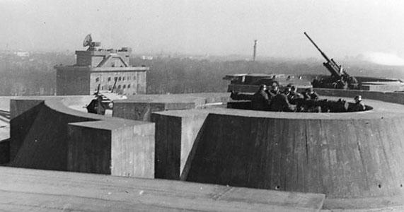 Les Flakturm (tour de la DCA),Les bunkers unique au monde 1942_z10