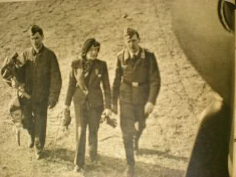 "Melitta comptesse von Stauffenberg ""arien d'honneur"" et EKII 1gg4yr10"