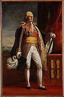 Que sont devenus les maréchaux de l'Empire en 1821? 220px-18