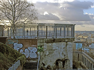Les Flakturm (tour de la DCA),Les bunkers unique au monde 330px-10