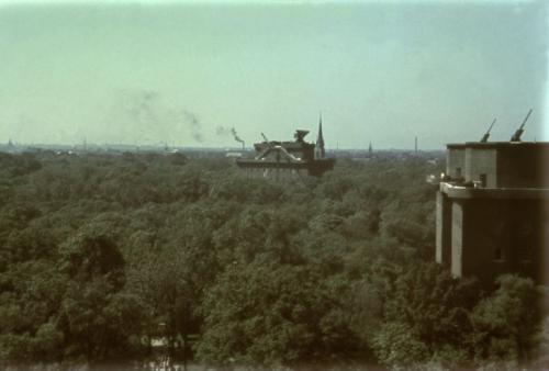 Les Flakturm (tour de la DCA),Les bunkers unique au monde 41link10