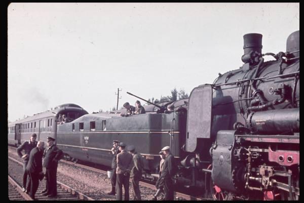 Amerika    Le train de Hitler 69ad5310